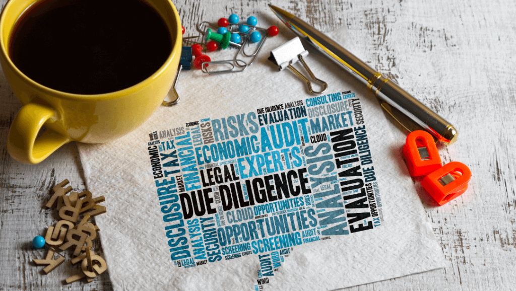 Preliminary Due Diligence Questionnaire for an M & A Transaction